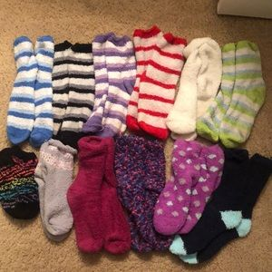 Fuzzy Sock Bundle!